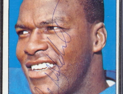 Greatest Broncos Fullback – Cookie Gilchrist