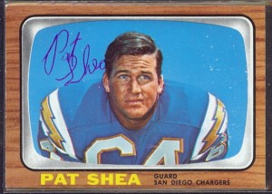 1966 Topps - 130 - Pat Shea