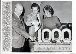 gino cappelletti scores 1000th point
