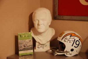 lance alworth hall of fame bust