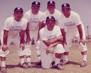 1960 Los Angeles Chargers Coaching Staff