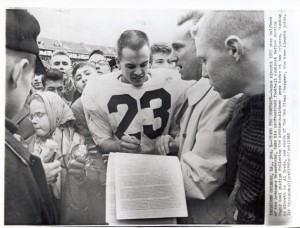 Lance Alworth - 1-1-1962