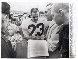 Lance Alworth - 1-1-1962