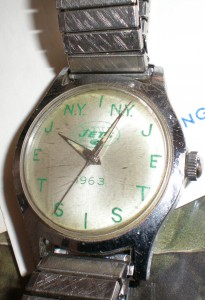 New York Jets watch