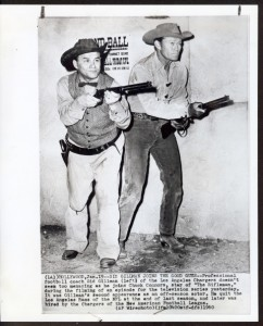 sid gillman and chuck connors