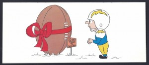 chargers christmas card