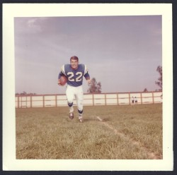 keith lincoln 1964 chargers training camp photo