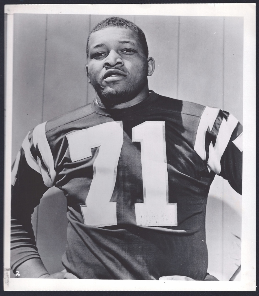 Ernie Ladd And The 1960 Chargers Lightning Bolt Tales
