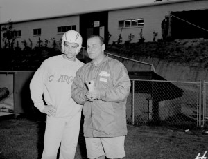 lance alworth and sid gillman