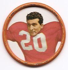 1962-63 salada coin - gino cappelletti