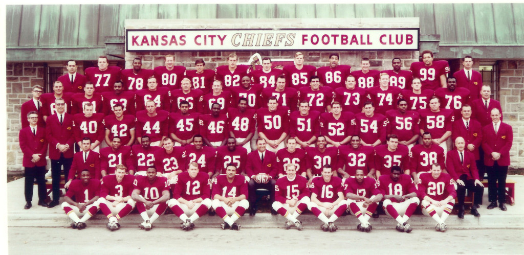 1967 kansas city chiefs team photo