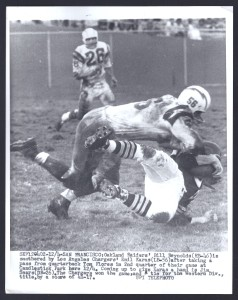 1960 chargers vs. raiders