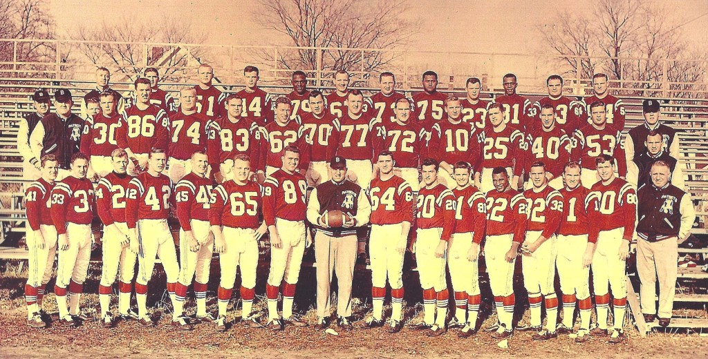1960 boston patriots