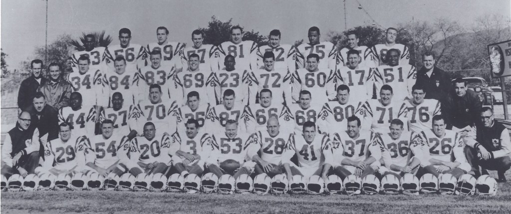 1960 los angeles chargers