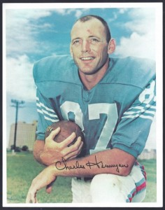 1965 Houston Oilers Team Issue