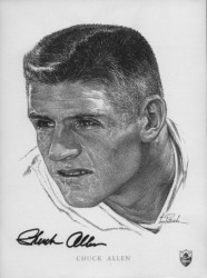 1962 Union Oil - Chuck Allen