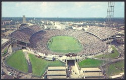 cotton bowl postcard