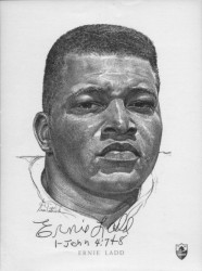 1962 Union Oil - Ernie Ladd