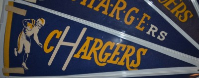 chargers pennant