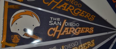 chargers pennant 13