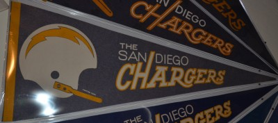 chargers pennant 14