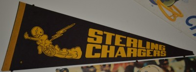 chargers pennant 18