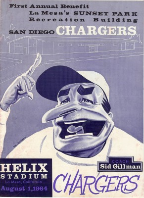 Chargers program from Helix High