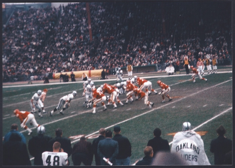 November 22 1967 Raiders At Chiefs Tales From The Afl