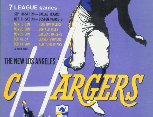 The Los Angeles Chargers