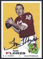 1969 Topps Retro - 265 - Tom Flores
