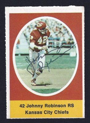 johnny robinson