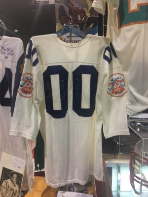 1969 jim otto all star jersey