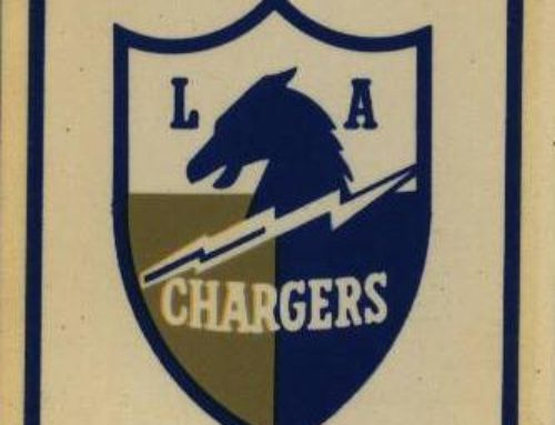 Los Angeles Chargers Season Ticket Brochure