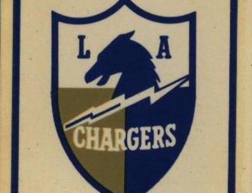 Los Angeles Chargers Season Ticket Brochure