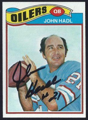 john hadl