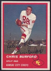 chris burford