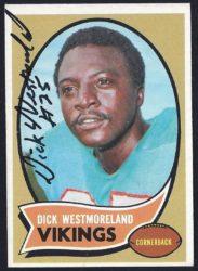 dick westmoreland