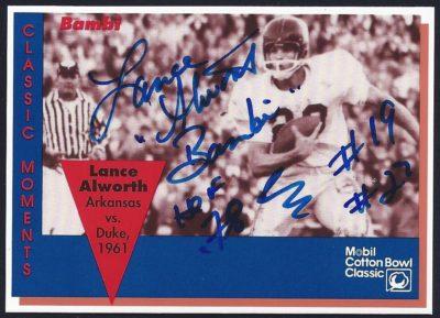 1992 Cotton Bowl Classic Moments