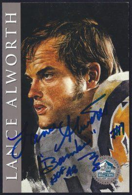 1998 Hall of Fame Signature Series Platinum