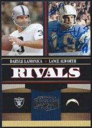 2006 Donruss Gridiron Gear Rivals