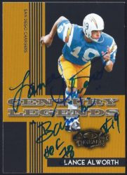2006 Donruss Threads Century Legends Base