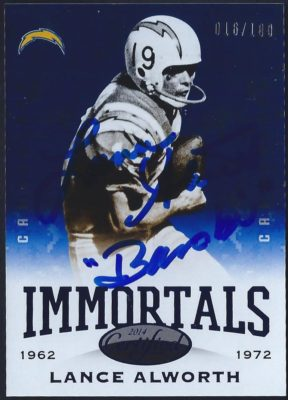 2014 Panini Certified Immortals Camouflage Blue