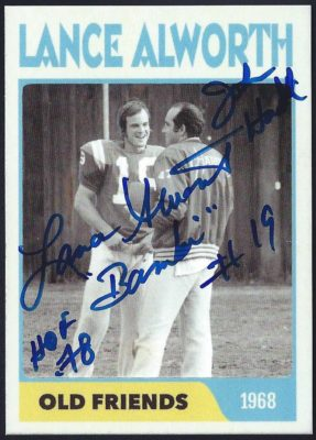 Fantasy Card - 1968 Old Friends